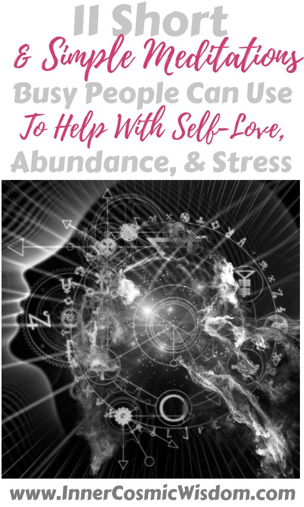 11 Simple Meditations